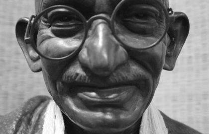מהאטמה גנדהי – כוחו של שינוי
