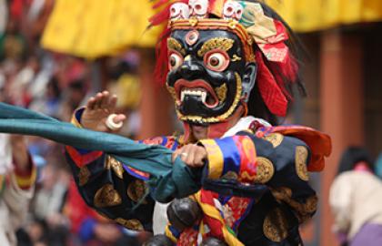 """המסע שמעבר- חיים ומוות עפ""""י הבודהיזם הטיבטי"""